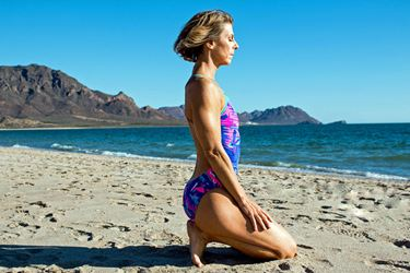 Three Yoga Poses For A Better Kick U S Masters Swimming