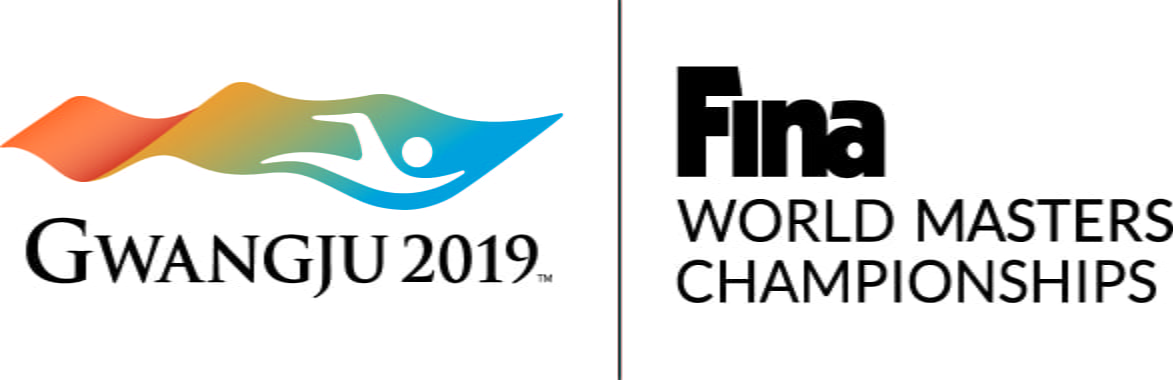 Gwangju Horizontal Color Logo FINA Worlds