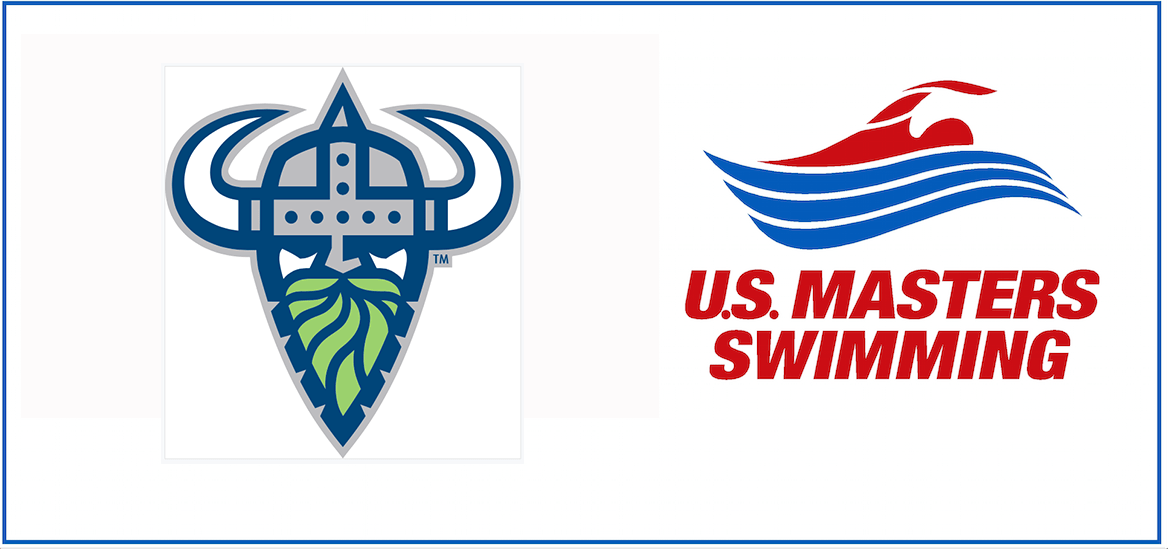 Viking and USMS Color Logo