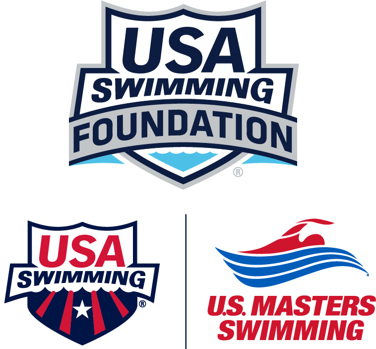 USA Swimming Foundation vertical-full color