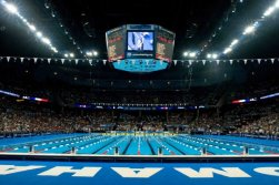 Olympic Trials Pool, 2008