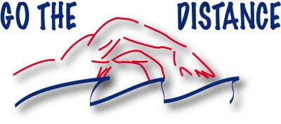 Go The Distance Logo