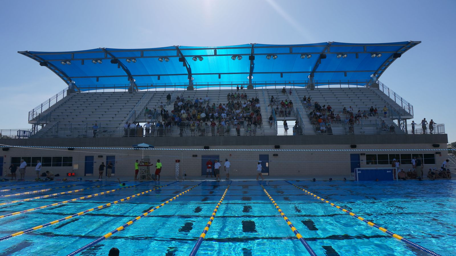 venue photo - Olympic Swimming Pool 2015