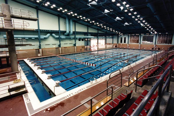Places to swim search results - Princeton university swimming pool ...