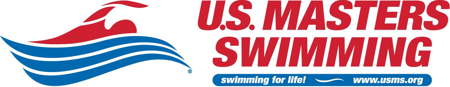 u s masters swimming horizontal logo graphics