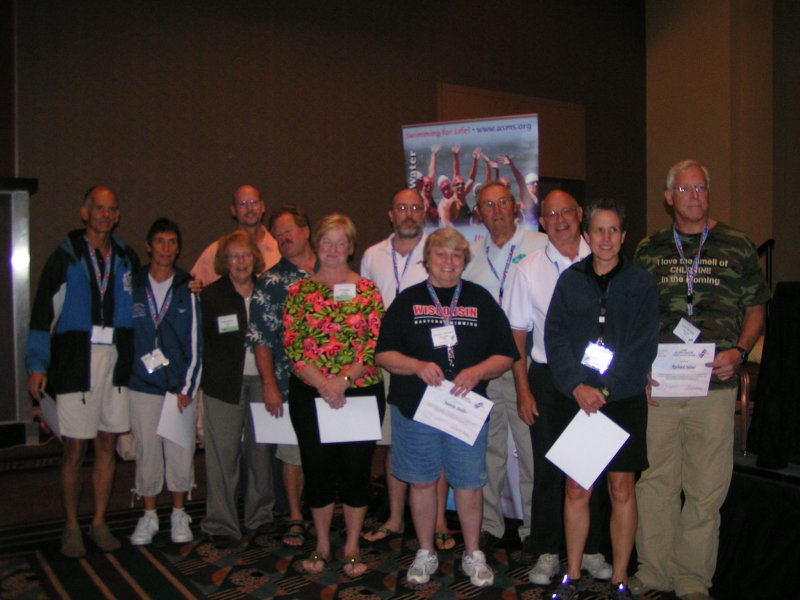 2008 Dorothy Donnelly Service Award Recipients