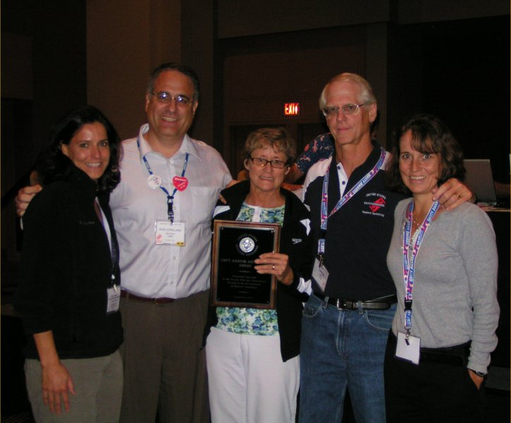 2008 USMS Club of the Year Award Recipients