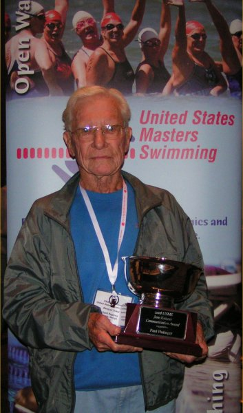 2008 USMS Communications Award Recipient