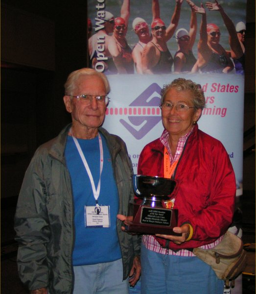 2008 USMS Newsletter of the Year Award Recipients