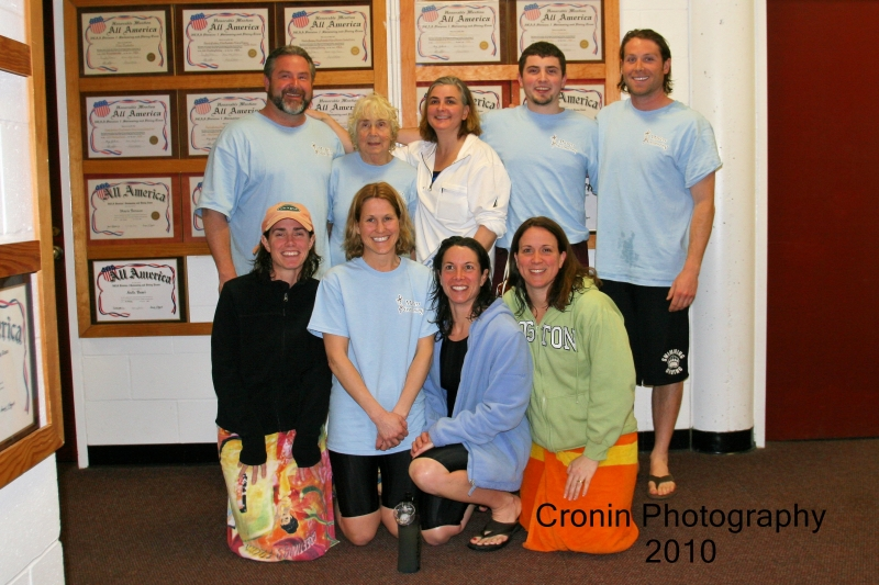 TNT (Training and Technique) The Cronin Family