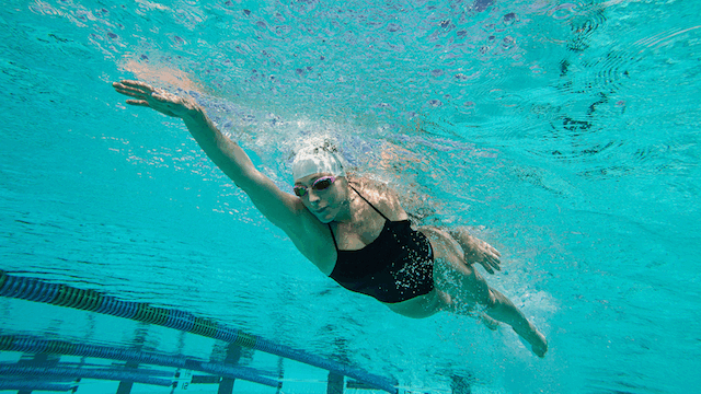 How to Find the Sweet Spot in Swimming Efficiency Image