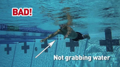 SWIMMER Magazine Breaststroke Arms Missteps