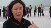 SWIMMER Magazine Open Water Starts w/ Sara McLarty