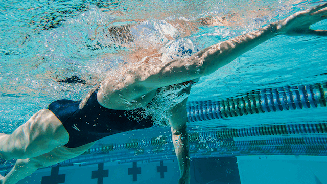 Exhaling—The Hidden Secret to Swimming Farther and Faster Image