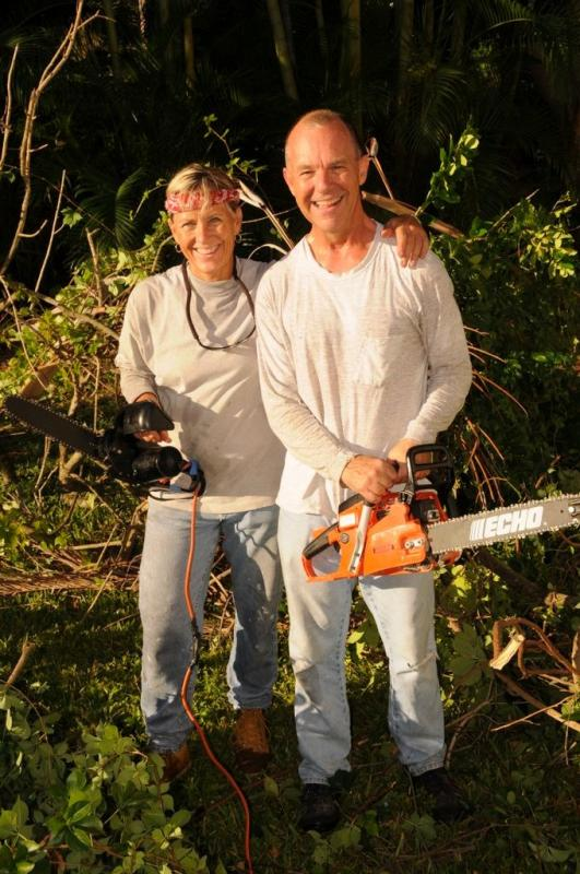 Fun With Chainsaws